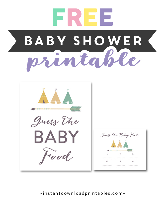 graphic regarding Free Printable Arrows named Absolutely free Printable Boy or girl Shower Tribal TeePee Indian Arrow - Sport