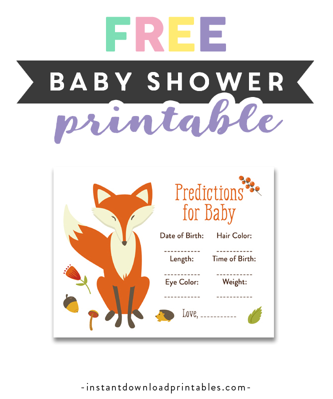 It's A Baby Boy Shower - Woodland Creature Theme   Boy ...  Woodland Creature Baby Shower Quotes