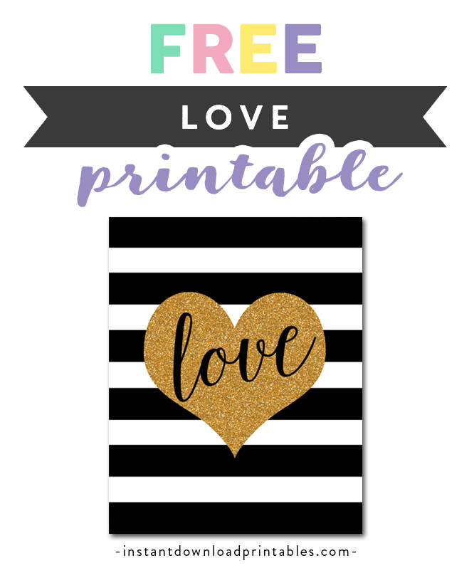 picture relating to She Leaves a Little Sparkle Wherever She Goes Free Printable identified as Absolutely free Printable Youngster Nursery Signal 8x10 - Black White Stripes