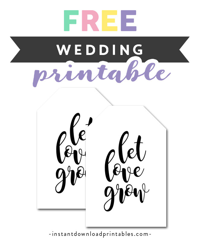 graphic about Free Printable Wedding Favor Tags named Totally free Printable Wedding day Prefer Tags - Black White Make it possible for Get pleasure from